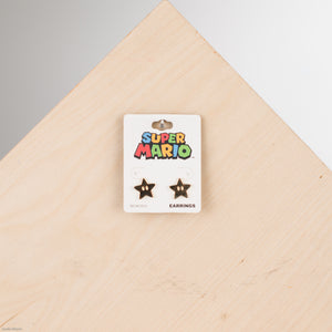 Nintendo Stud Earring : Super Mario Bros. Star