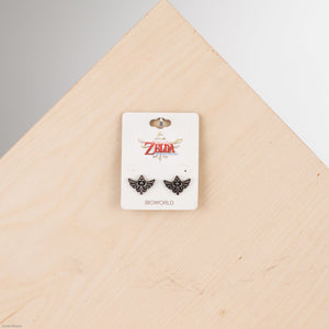 Zelda Stud Earring : Triforce