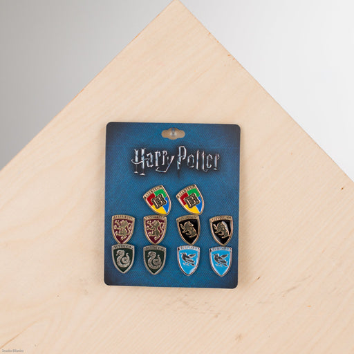 Harry Potter Earring Set (5ct) Crests