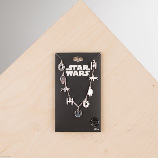 Star Wars Charm Necklace