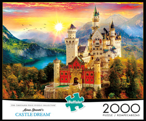 Puzzle (2000pc) Castle Dream