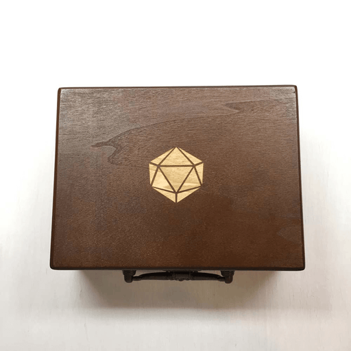 Wood Box (6x9in) 20ss Treasure Chest