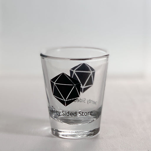 Shot Glass 20ss