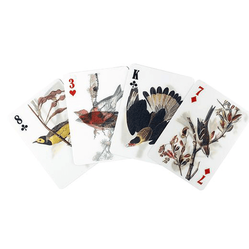 Playing Cards 3D Birds
