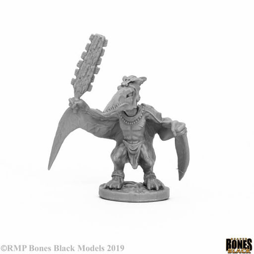 Mini - Reaper Bones Black 44067 Skywing Stormcaller