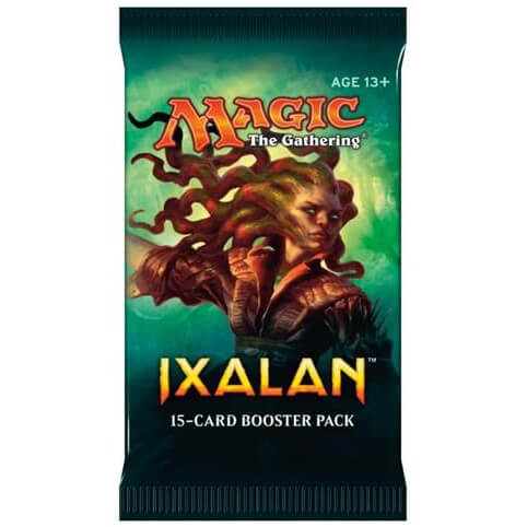 MTG Booster Pack Draft : Ixalan (XLN)