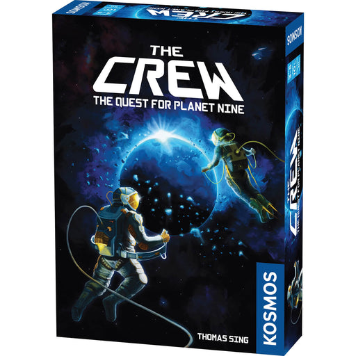 The Crew : The Quest For Planet Nine