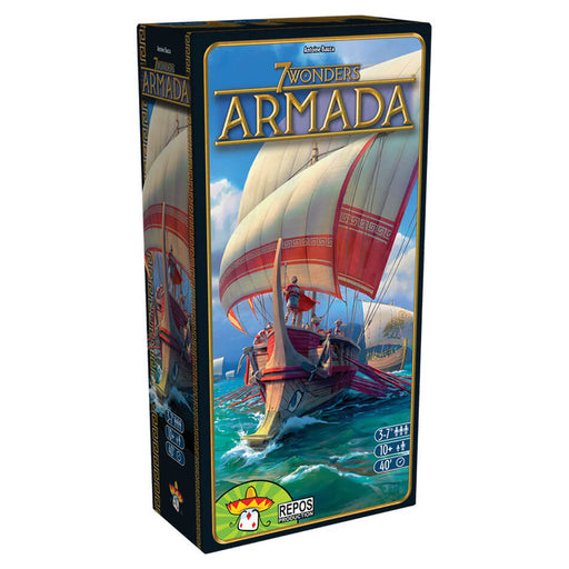 7 Wonders Expansion : Armada