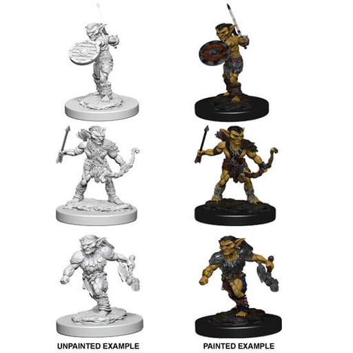 Mini - D&D Nolzur's Marvelous : Goblins