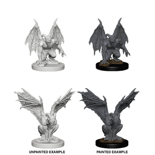 Mini - D&D Nolzur's Marvelous : Gargoyles