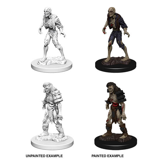 Mini - D&D Nolzur's Marvelous : Zombies