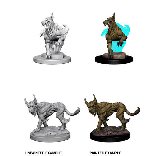 Mini - D&D Nolzur's Marvelous : Blink Dogs