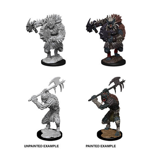 Mini - D&D Nolzur's Marvelous : Gnolls