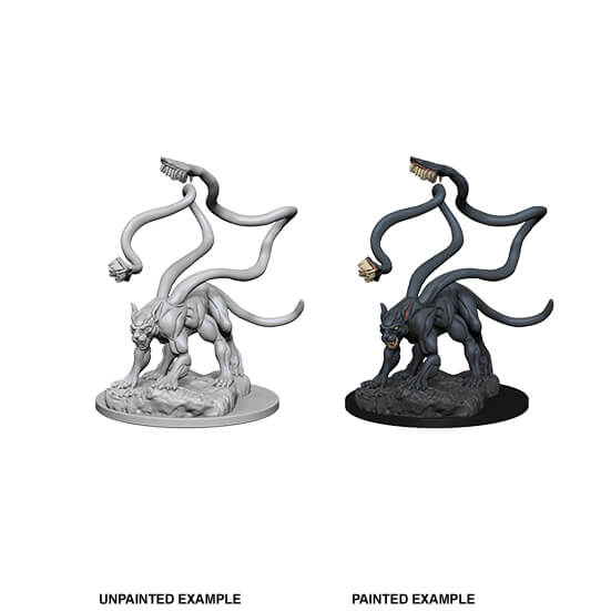 Mini - D&D Nolzur's Marvelous : Displacer Beast