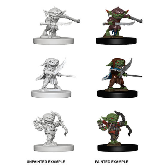 Mini - Pathfinder Deep Cuts : Goblins