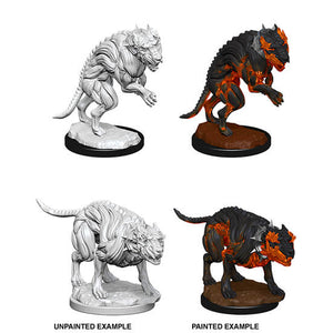 Mini - Pathfinder Deep Cuts : Hell Hounds