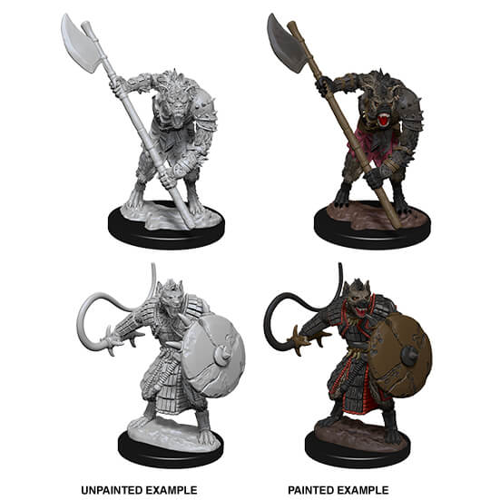 Mini - Pathfinder Deep Cuts : Gnolls