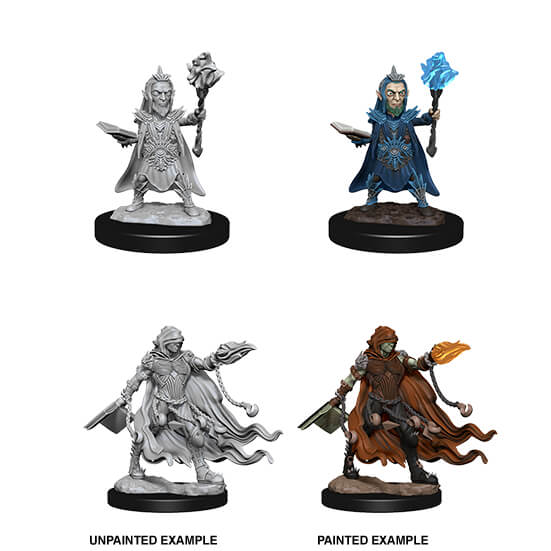 Mini - Pathfinder Deep Cuts : Evil Wizards