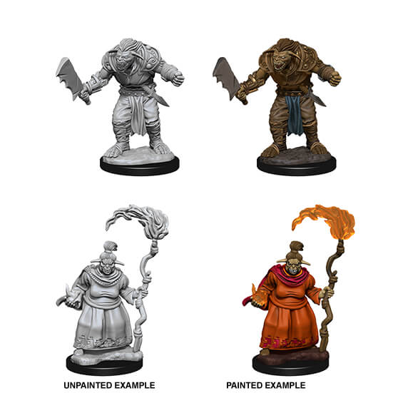 Mini - Pathfinder Deep Cuts : Bugbears