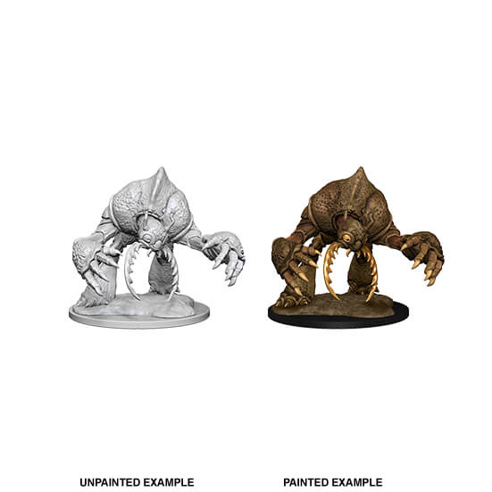 Mini - D&D Nolzur's Marvelous : Umber Hulk