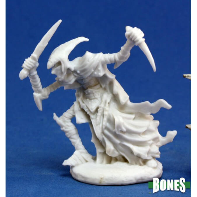 Mini - Reaper Bones 77123 Zalash Dark Elf Assassin