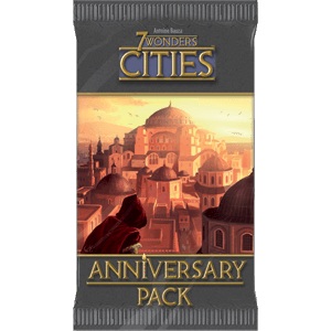 7 Wonders Booster Pack : Cities