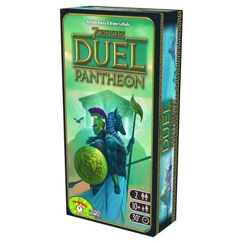 7 Wonders Duel Expansion : Pantheon