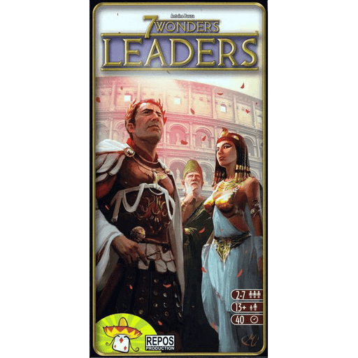 7 Wonders Expansion : Leaders