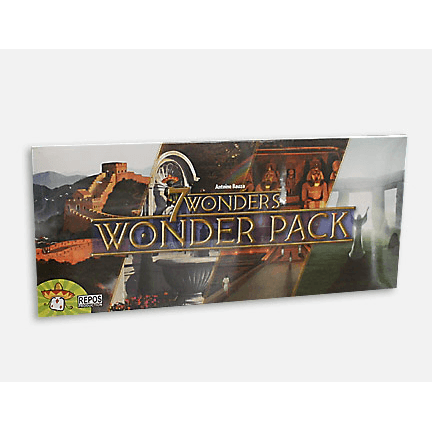 7 Wonders Expansion : Wonder Pack