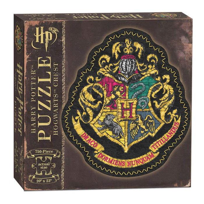Puzzle (550pc) Harry Potter : Hogwarts Crest