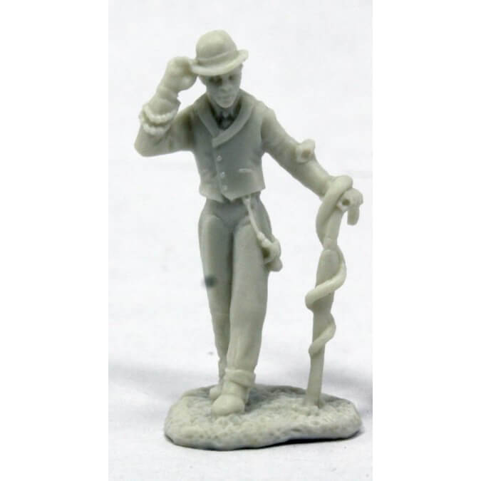 Mini - Reaper Bones 91010 Hougan (Human Male)