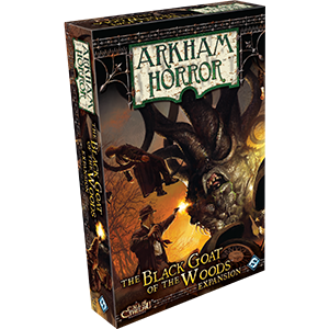 Arkham Horror Expansion : Black Goat Of The Woods