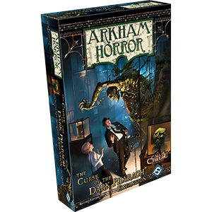 Arkham Horror Expansion : Curse Of The Dark Pharaoh