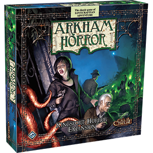 Arkham Horror Expansion : Kingsport Horror