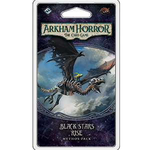 Arkham Horror LCG Mythos Pack : Black Stars Rise