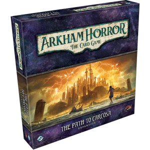 Arkham Horror LCG Expansion : The Path to Carcosa