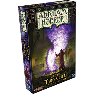 Arkham Horror Expansion : Lurker At The Threshold