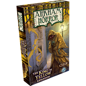Arkham Horror Expansion : The King In Yellow