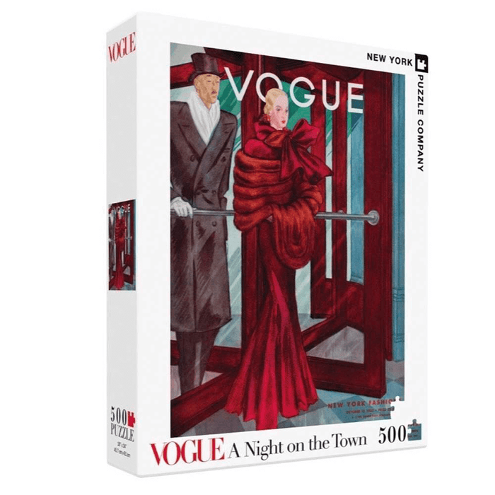 Puzzle (500pc) Vogue : Night on the Town