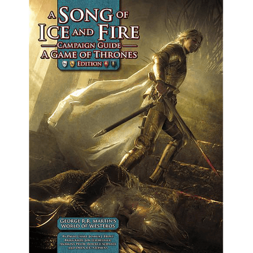A Song of Ice and Fire RPG Campaign Guide