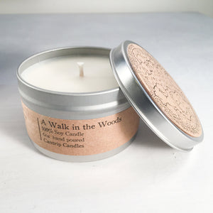 Cantrip Candles (6oz) A Walk in the Woods