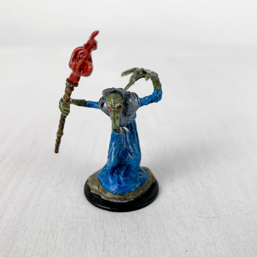 Pro Painted Miniature by Lauren Bilanko | Notigi the Mind Flayer