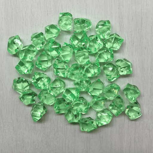 Acrylic Ice Rocks (40ct) Counter Small