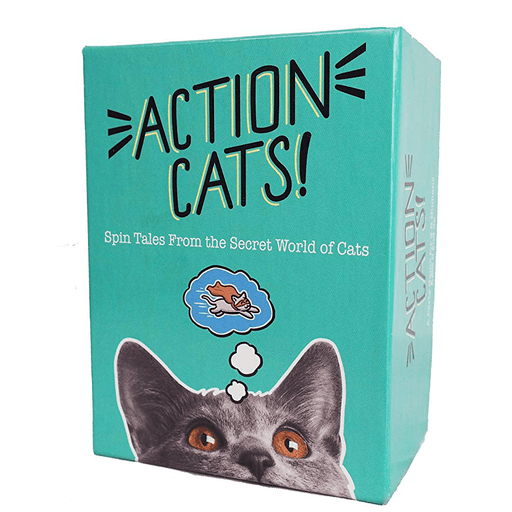 Action Cats!