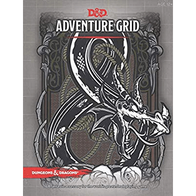 D&D Adventure Grid