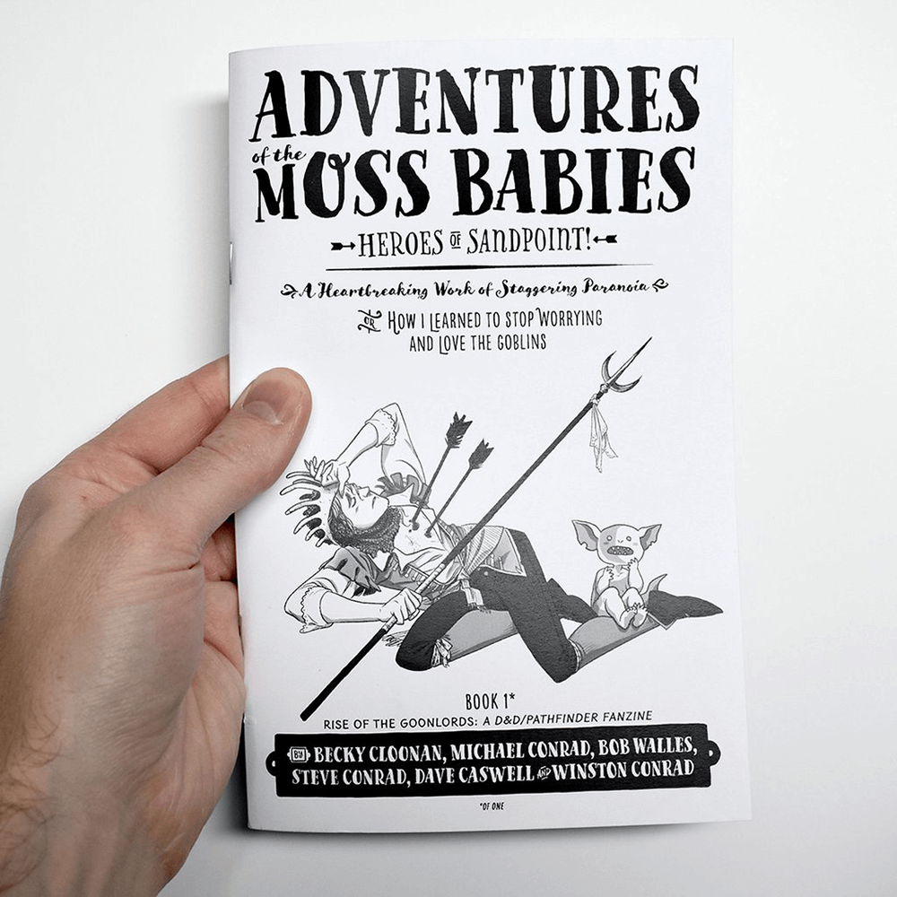 Adventures of the Moss Babies