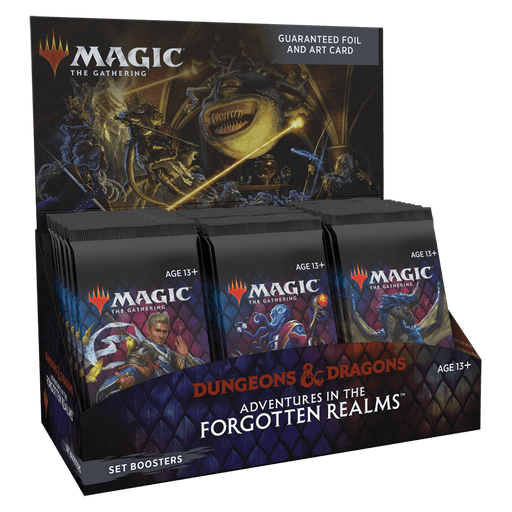 MTG Booster Box Set (30ct) Adventures in Forgotten Realms (AFR)