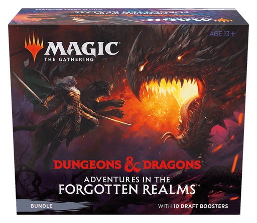 MTG Bundle : Adventures in Forgotten Realms (AFR)