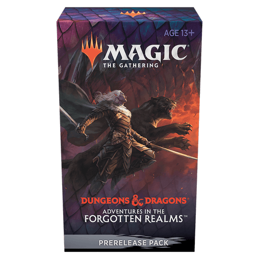 MTG Prerelease Pack : Adventures in Forgotten Realms (AFR)