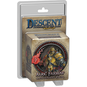 Descent Journeys in the Dark Expansion : Alric Farrow